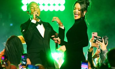 ASAP Along with Rihanna Attend Drake's Party