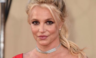 """Britney Spears' Cryptic """"Red"""" Arrival Announcement Creates More Confusion"""