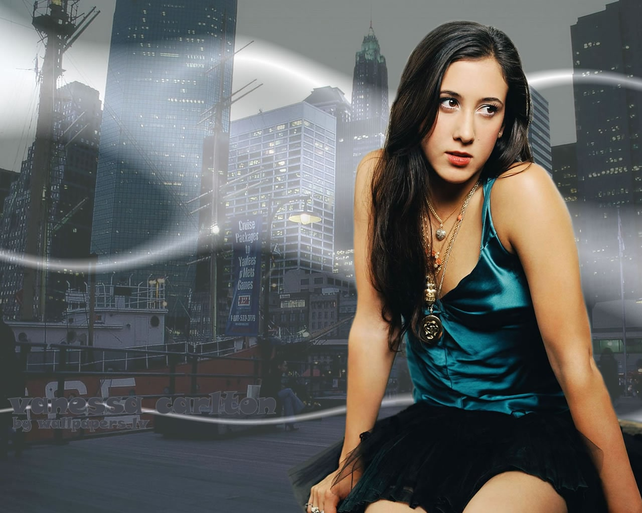 """Vanessa Carlton Write """"A Thousand Miles"""" for a Famous Actor"""