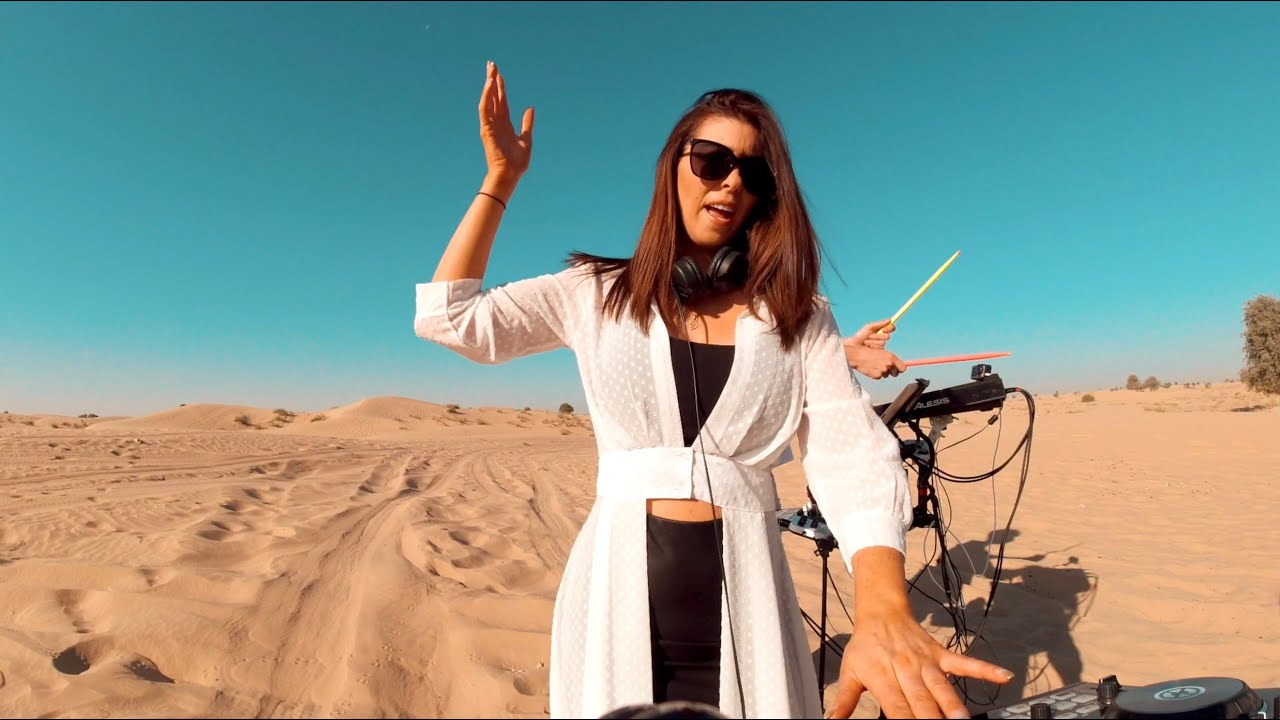With a Unicorn in Sunglasses, Can DJ Get the Girl?