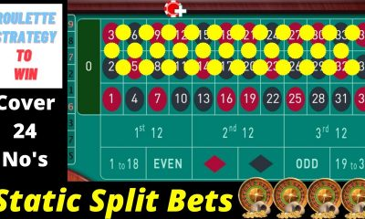 In a Casino, How Do You Play Roulette? – Roulette Strategies $3000/day